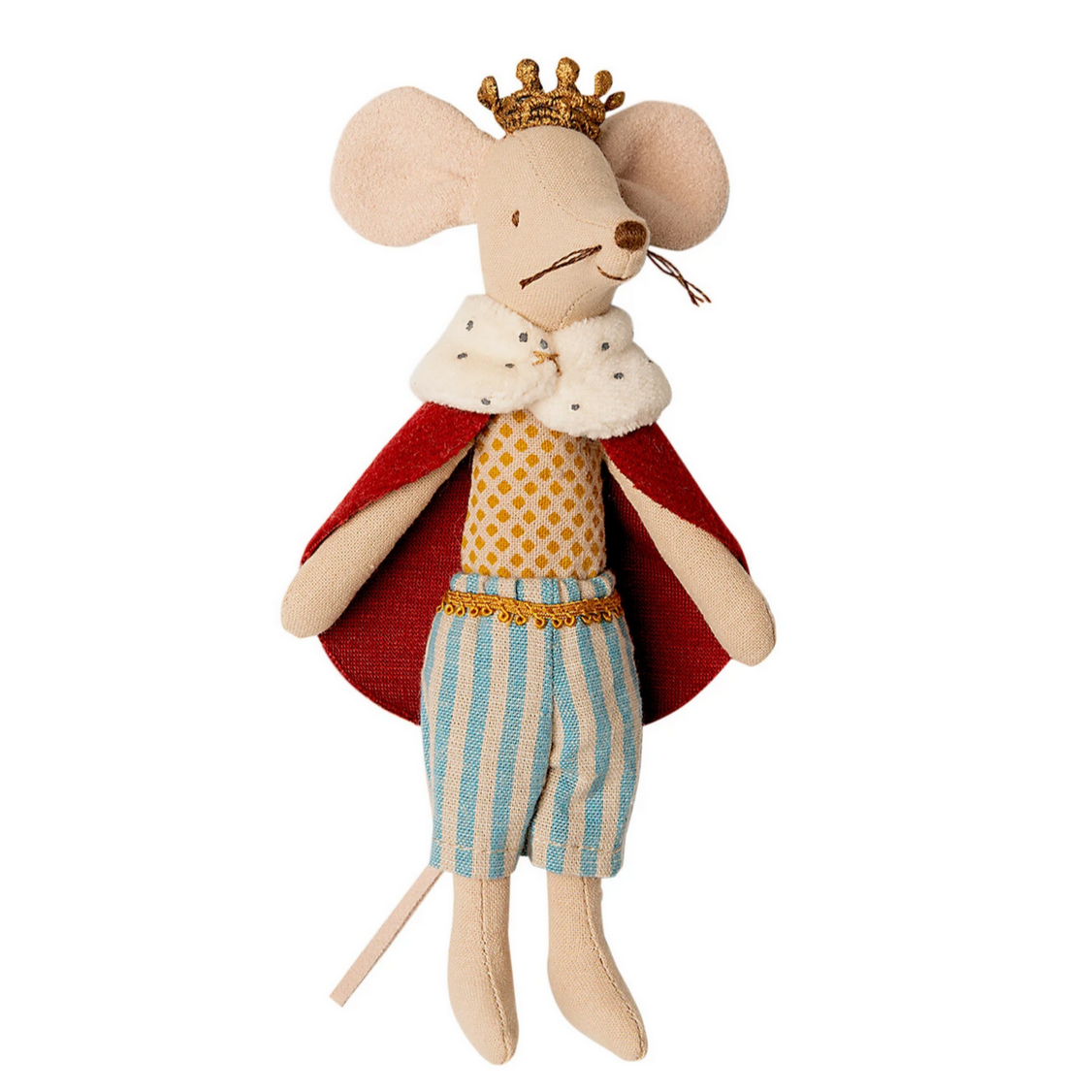 Maileg King Mouse (new)