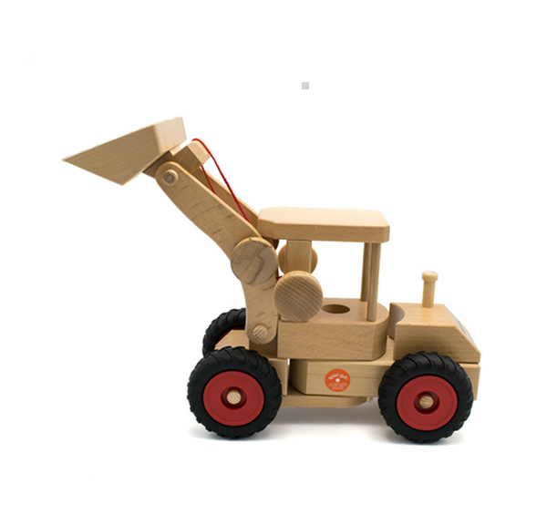 Fagus Front Loader With Cab