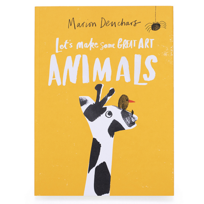 Let's Make Some Great Art: Animals