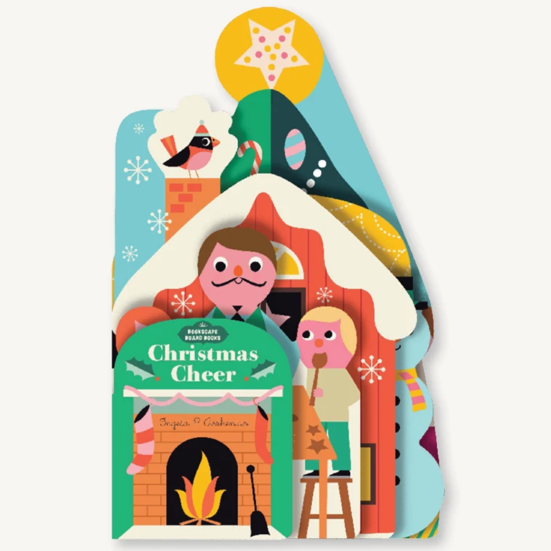 Bookscape Board Book: Christmas Cheer