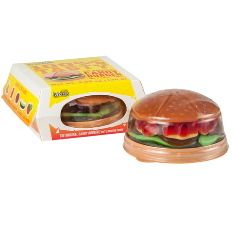 Hamburger Gummy