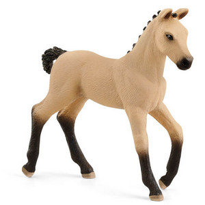 Hanoverian Foal, Red Dun by Schleich