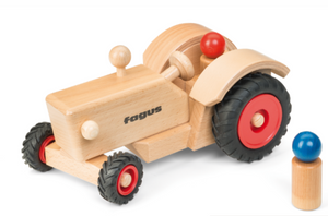 Fagus Old Fashioned Tractor