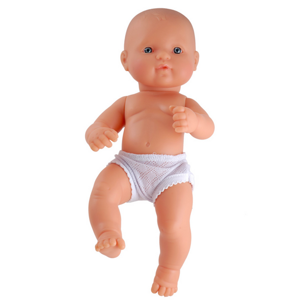Miniland Doll - Caucasian Infant Boy