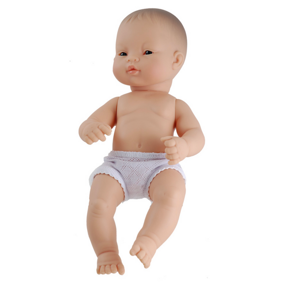 Miniland Doll - Asian Infant Girl