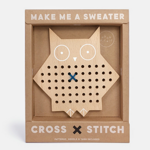 Cross Stitch Owl