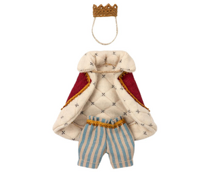 Clothes for Maileg King Mouse