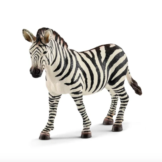 Zebra female by Schleich