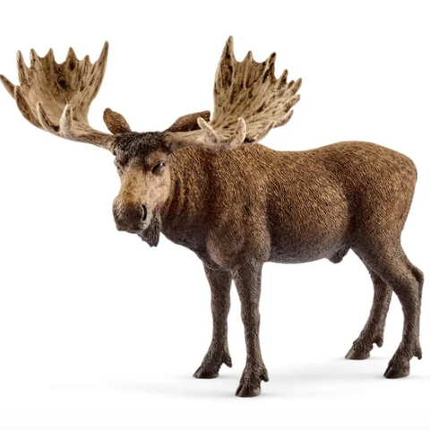 Moose Bull by Schleich