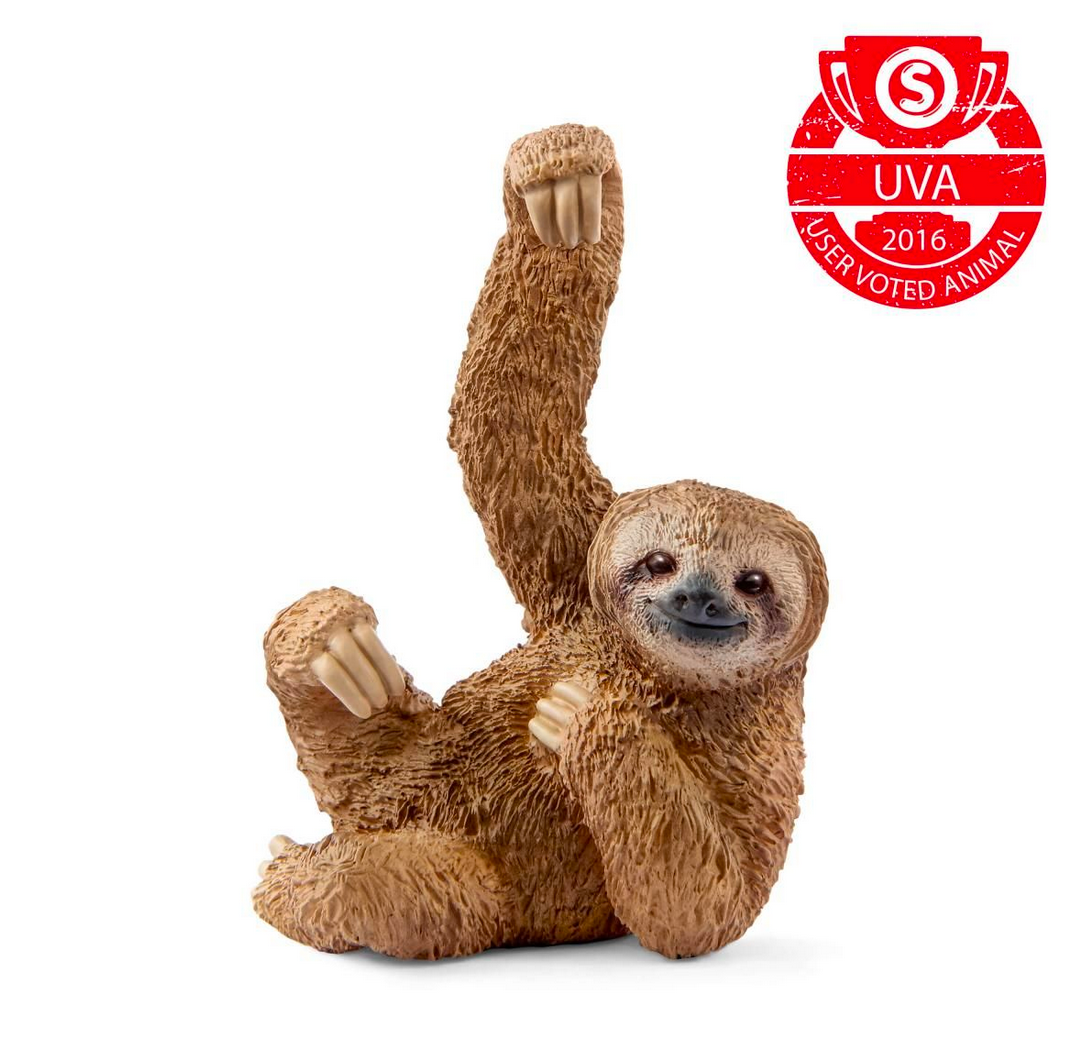 Sloth by Schleich