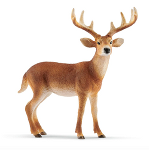 White Tailed Buck by Schleich