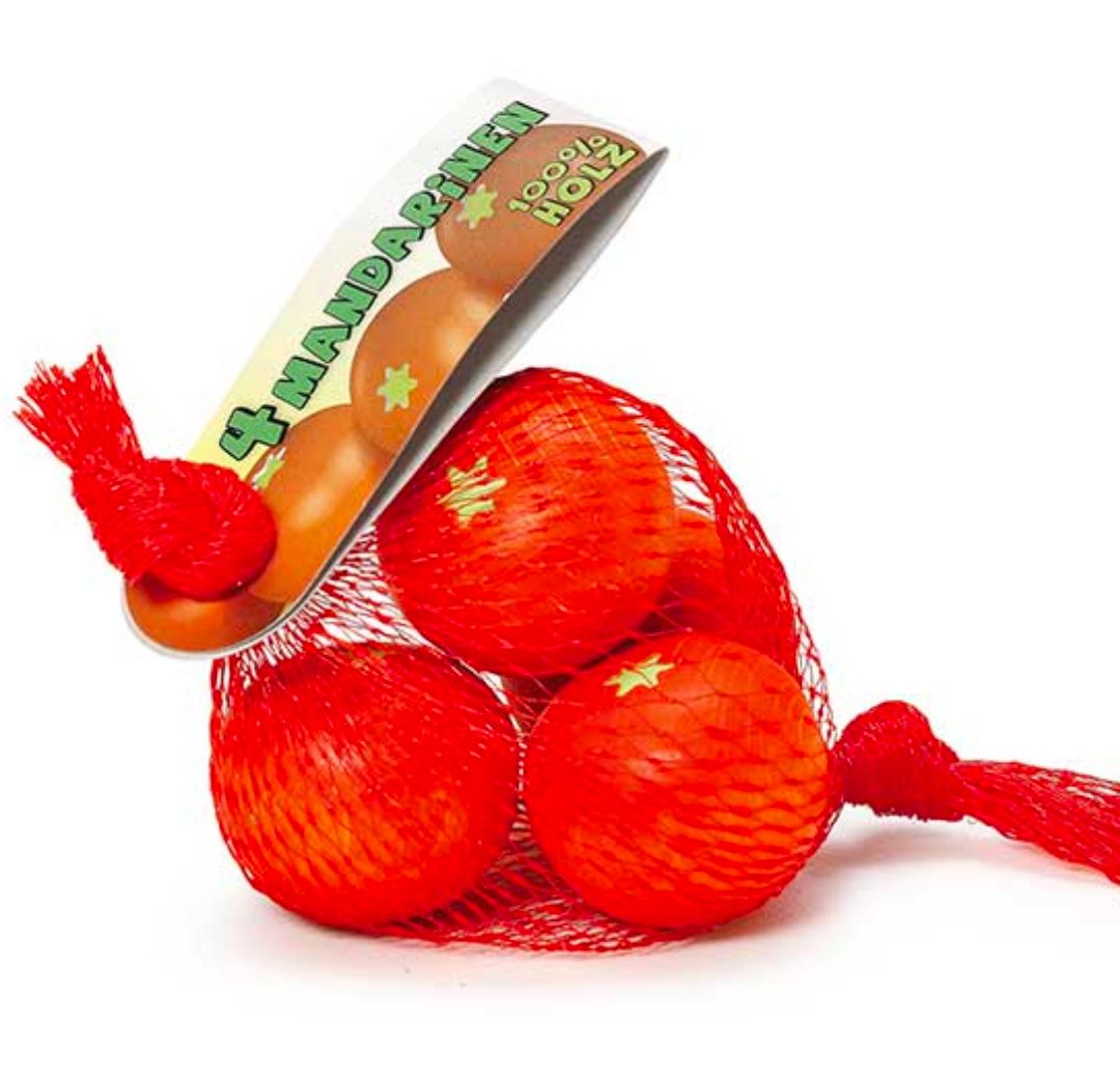 Erzi Net Bag of Tangerines