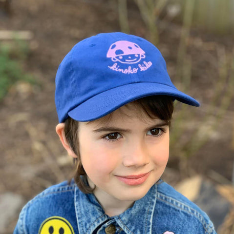 Kinoko Kids Kid's Embroidered Baseball Cap