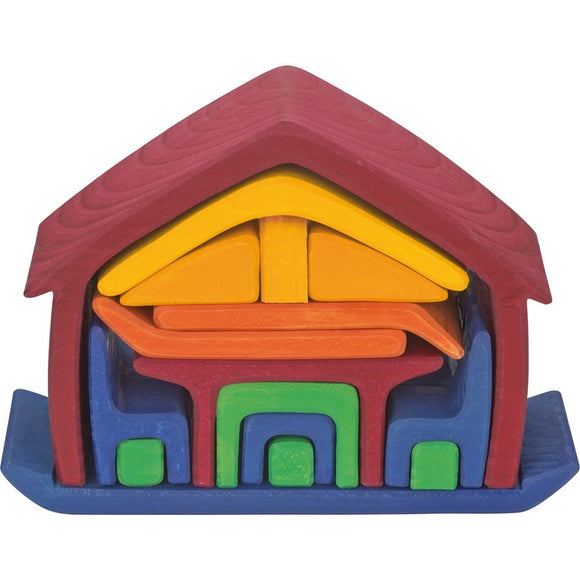 Play House Set (rainbow)