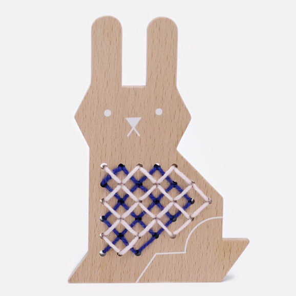 Cross Stitch Rabbit
