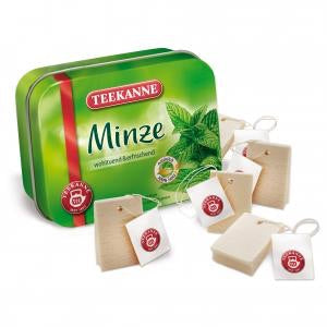Erzi Tin box with tea bags