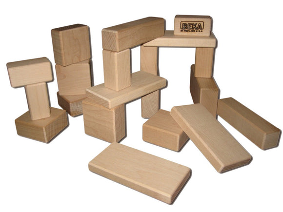 Beka Toddler Block Set