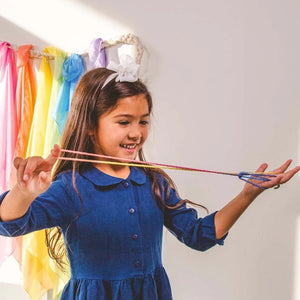 Rainbow String Games