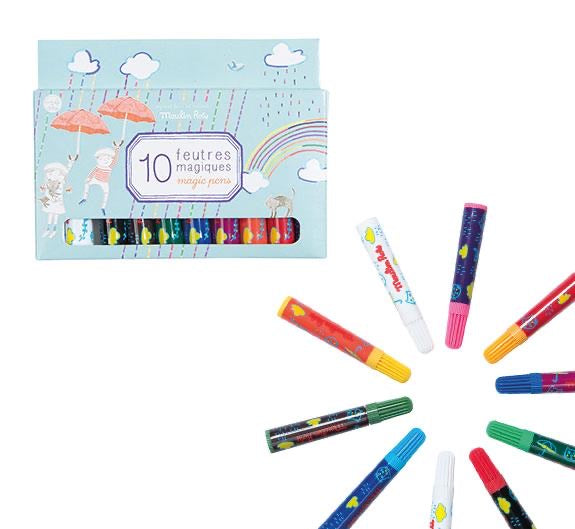 Magic Pen Set by Moulin Roty