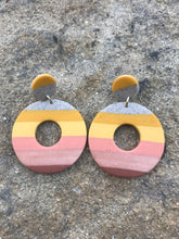 Sarah Gillespie Mod Earrings