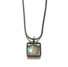 Square Frame Necklace
