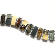 Rectangle Cage Bracelet CXR67B