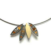 Four Leaf Necklace