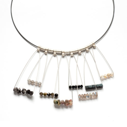 KM08N - Multi-Swing Necklace