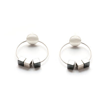 Circle Earrings, post KS01E