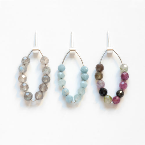 KS20PE - Mini Marquise Earrings, posts