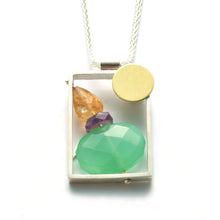 Vertical Bento Necklace #2