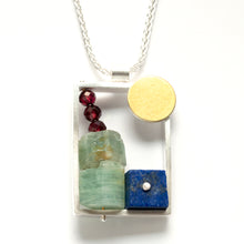 Vertical Bento Necklace