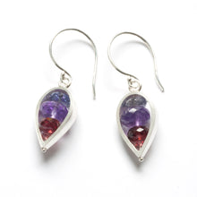 Inverted Teardrop Earrings, Dangle
