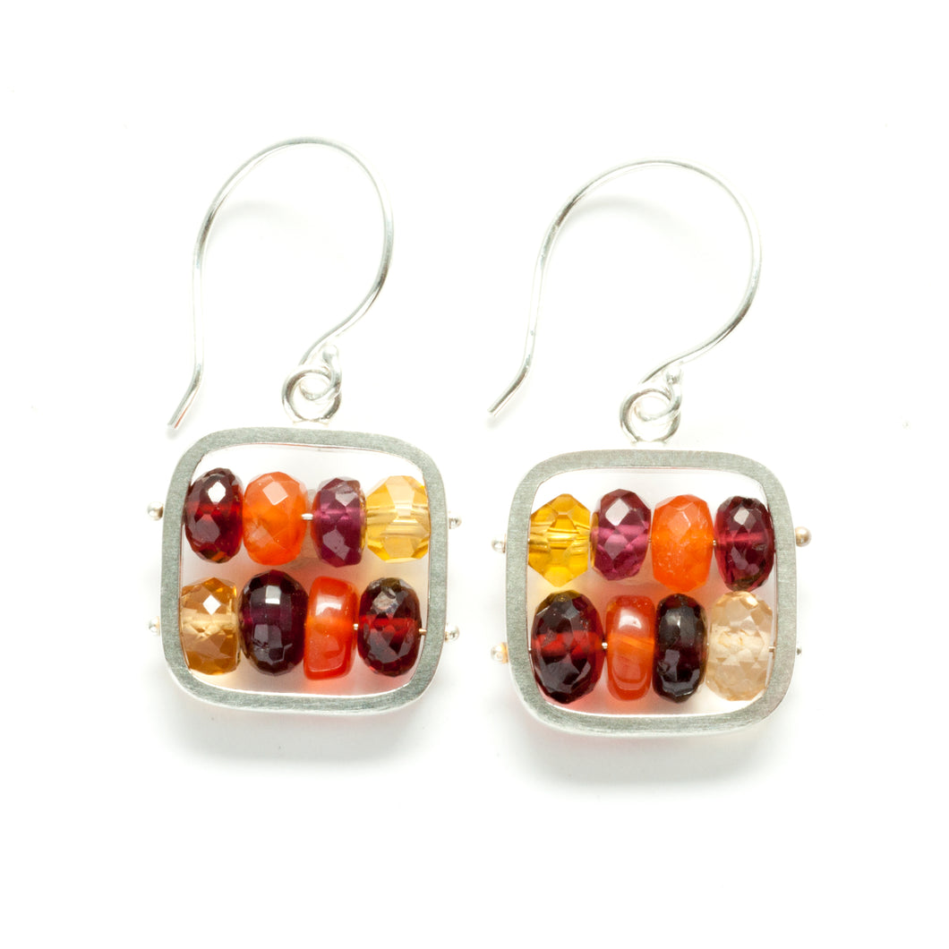 TJ01SE - Tapestry Earrings