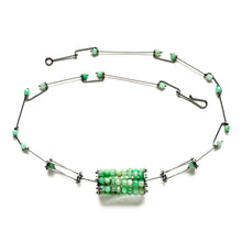 Horizontal beaded cage, Small