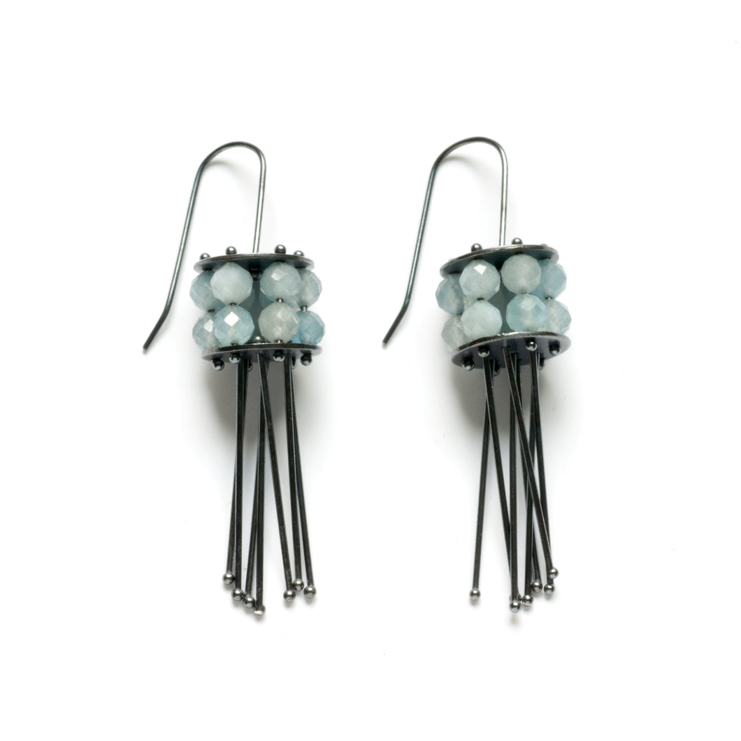 YD22LE - Jellyfish Earrings, French wire