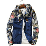 Mens Hooded Jackets Slim Fit - Men's Modern Wear