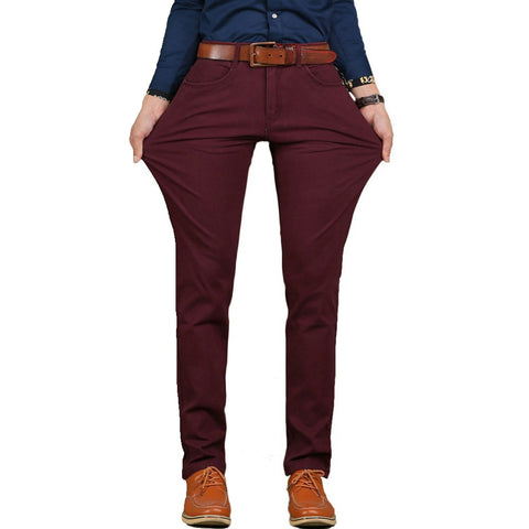 Mens Casual Pant High Stretch - Men's Modern Wear