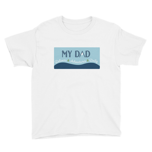 My Dad Delivers Youth T-Shirt