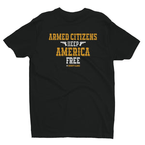 Armed Citizens Made America Free