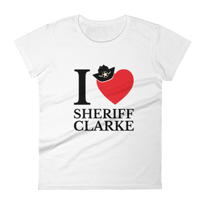 I ❤ Sheriff Clarke, Women