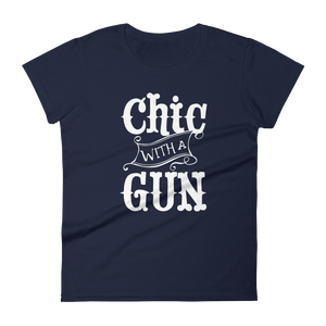 Chic with a Gun
