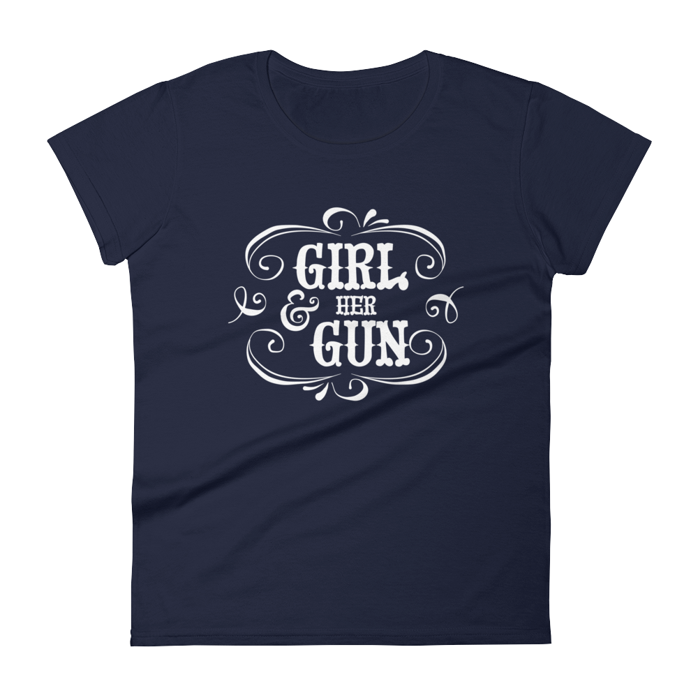 Girl and Her Gun