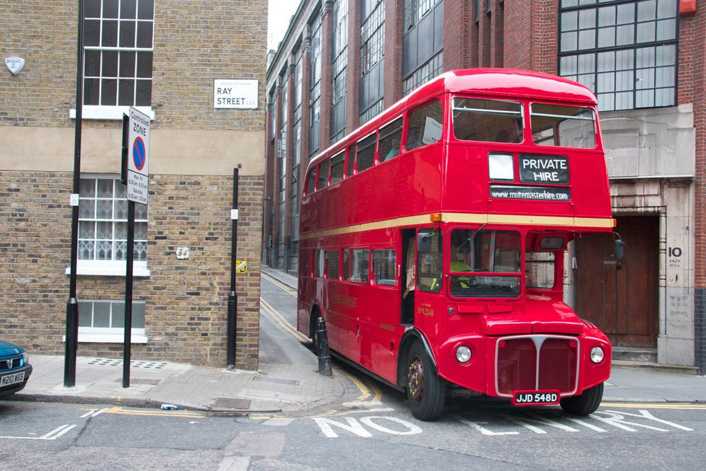 Grand Coaches Red Bus Hire