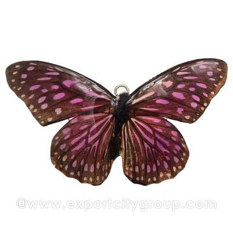 Real Butterfly Jewelry Pendant (BTF-011)