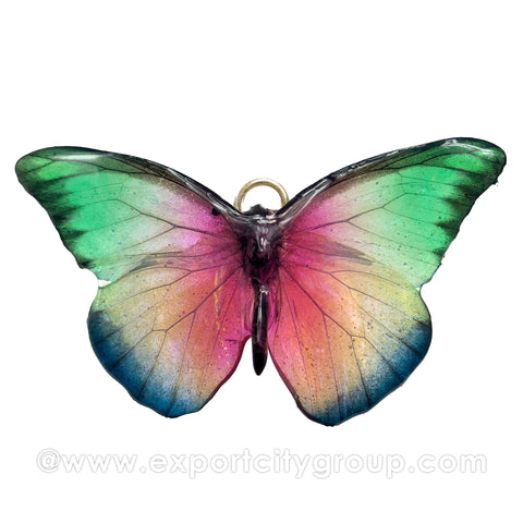Real Butterfly Jewelry Pendant (BTF-008)