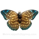 Real Butterfly Jewelry Pendant (BTF-005)