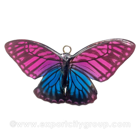 Real Butterfly Jewelry Pendant (BTF-014)