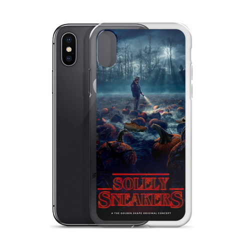 Solely Sneakers 'Stranger Things' iPhone Case