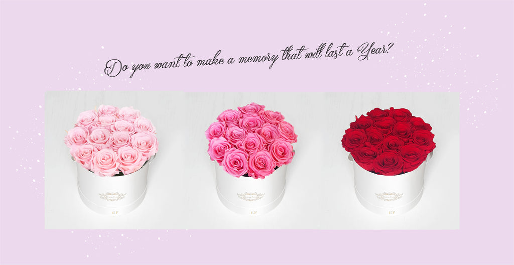 5 People Who Will Love One Year Roses in A Box